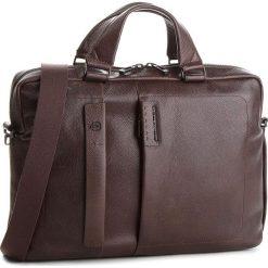 Torba na laptopa PIQUADRO - CA1903P15S Tm. Brązowe torby na laptopa marki Piquadro, ze skóry. W wyprzedaży za 1209,00 zł.