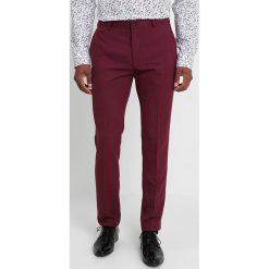 Viggo HAMBURG SUIT Garnitur burgundy. Czerwone garnitury Viggo, z elastanu. Za 759,00 zł.