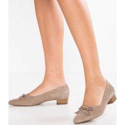 Peter Kaiser LIZZY Czółenka taupe. Różowe buty ślubne damskie Peter Kaiser, z materiału. W wyprzedaży za 454,30 zł.