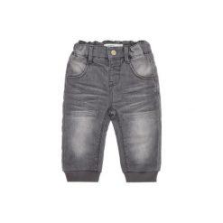 Odzież dziecięca: name it Boys Spodnie Jeans Ted dark grey denim