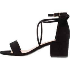 Sandały damskie: New Look SALAMANCA Sandały black