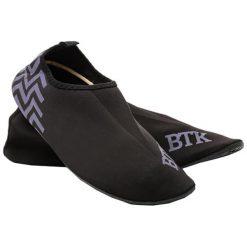 Buty do biegania. Brązowe buty do biegania damskie marki Reebok, z materiału. W wyprzedaży za 39,95 zł.
