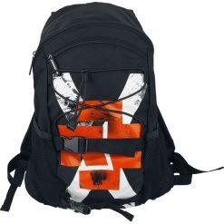 Rammstein White Cross Plecak czarny. Czarne plecaki męskie Rammstein. Za 264,90 zł.