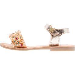 Gioseppo Sandały oro. Żółte sandały chłopięce marki Gioseppo, z materiału. Za 209,00 zł.