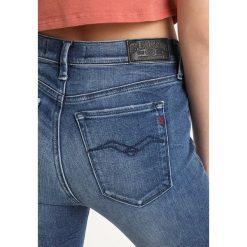 Replay JOI PANTS Jeans Skinny Fit blue denim. Niebieskie jeansy damskie relaxed fit marki Replay. Za 559,00 zł.