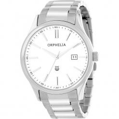 Zegarek kwarcowy w kolorze srebrno-białym. Szare, analogowe zegarki męskie Esprit Watches, ze stali. W wyprzedaży za 181,95 zł.