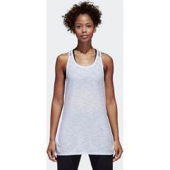 Bluzki damskie: Adidas Koszulka damska W Id Loose Tank biała r. XXS (CF2661)
