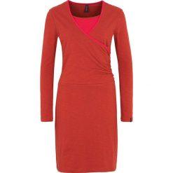 """Sukienki hiszpanki: Sukienka """"Vivi"""" w kolorze pomarańczowym"""