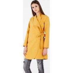 Płaszcze damskie: Płaszcz materiałowy – 71-22245 SENA