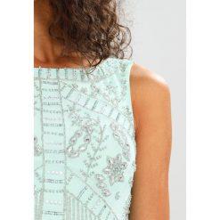 Sukienki hiszpanki: Frock and Frill BIRGIT SEQUIN FLAPPER DRESS Sukienka koktajlowa surf spray green