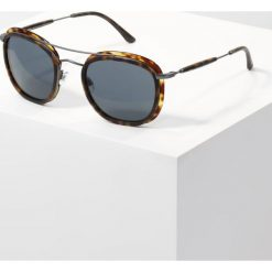 Okulary przeciwsłoneczne damskie aviatory: Giorgio Armani Okulary przeciwsłoneczne havana