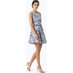 Kavi - Sukienka damska, niebieski. Niebieskie sukienki hiszpanki Kavi, dopasowane. Za 139,95 zł.