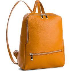 Plecaki damskie: Plecak CREOLE - K10505  Koniak