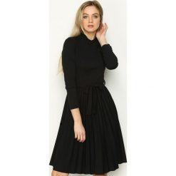 Czarna Sukienka For You. Czarne sukienki other, uniwersalny, midi. Za 89,99 zł.
