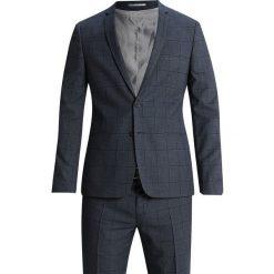 Viggo BREMEN SUIT Garnitur navy. Niebieskie garnitury Viggo, z elastanu. Za 799,00 zł.