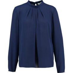Bluzki asymetryczne: Betty & Co Bluzka blue ink