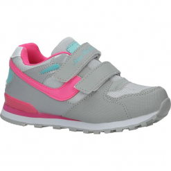 Szare buty sportowe na rzepy Casu FA325L. Szare buciki niemowlęce Casu, na rzepy. Za 59,99 zł.