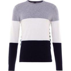 Swetry klasyczne męskie: FTC Cashmere PULLOVER Sweter multicolor