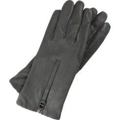 Rękawiczki męskie: Filippa K ZIP  Rękawiczki pięciopalcowe slate