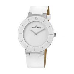 """Zegarki damskie: Zegarek """"40-7B"""" w kolorze białym"""