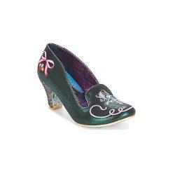 Czółenka Irregular Choice  Fuzzy Peg. Zielone buty ślubne damskie Irregular Choice. Za 479,00 zł.