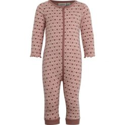 Name it NITWUPPOHAR WOOL/CO NIGHTSUIT MINI Piżama peach whip. Czerwone bielizna chłopięca marki Name it, z bawełny. W wyprzedaży za 137,40 zł.