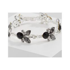 Biżuteria i zegarki: SNÖ of Sweden LAURIE BRACE Bransoletka silvercoloured
