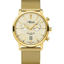 Zegarki męskie: Zegarek męski Atlantic Super De Luxe 64456-45-31