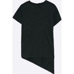 Guess Jeans - T-shirt dziecięcy 118-176 cm. Szare t-shirty męskie marki Guess Jeans, l, z aplikacjami, z bawełny. Za 99,90 zł.