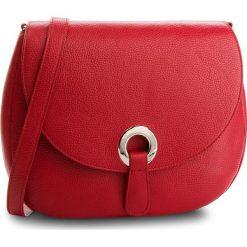 Torebka CREOLE - K10546 Czerwony. Czerwone listonoszki damskie Creole, ze skóry. Za 229,00 zł.