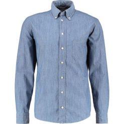 Koszule męskie na spinki: Eton SLIM FIT Koszula blue denim