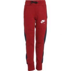 Spodnie męskie: Nike Performance AIR CUFF Dres team red/obsidian/white
