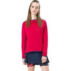 Koszulka w kolorze czerwonym. Czerwone bluzki sportowe damskie Desigual Sport, s, z długim rękawem. W wyprzedaży za 173,95 zł.