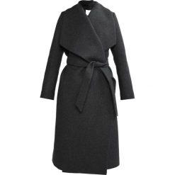 IVY & OAK BATHROBE Płaszcz wełniany /Płaszcz klasyczny merlot. Szare płaszcze damskie wełniane IVY & OAK, klasyczne. W wyprzedaży za 839,20 zł.