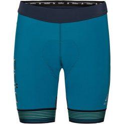 Odlo Spodenki rowerowe męskie Tights short Ceramicool X-Light niebieskie r. S (422041). Spodenki sportowe męskie Odlo. Za 264,63 zł.