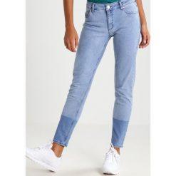 Boyfriendy damskie: 2ndOne NICOLE Jeans Skinny Fit bleached mix