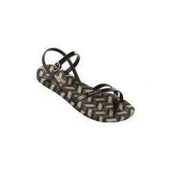 Klapki Ipanema  Fashion Sandal V FEM. Czarne sandały damskie Ipanema. Za 140,37 zł.