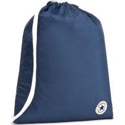 Plecak CONVERSE - 10003340-A02 410. Niebieskie plecaki męskie Converse, z materiału, sportowe. Za 79,00 zł.