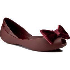 Baleriny MELISSA - Queen VII Ad 31980 Bordeaux 01187. Szare meliski damskie marki Melissa, z gumy. W wyprzedaży za 189,00 zł.