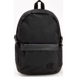 Sportowy plecak - Czarny. Czarne plecaki męskie Reserved. Za 99,99 zł.