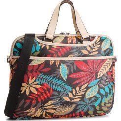 Torba na laptopa NOBO - NBAG-F1590-CM20 Kolorowy. Szare torby na laptopa Nobo, w kolorowe wzory, ze skóry ekologicznej. W wyprzedaży za 149,00 zł.