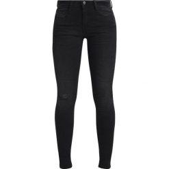 Rurki damskie: Noisy May NMEVE Jeans Skinny Fit black