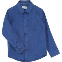 Granatowa Koszula Convinced. Niebieskie koszule chłopięce marki Born2be. Za 59,99 zł.