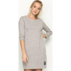 Sukienki: Beżowa Sukienka Indiana