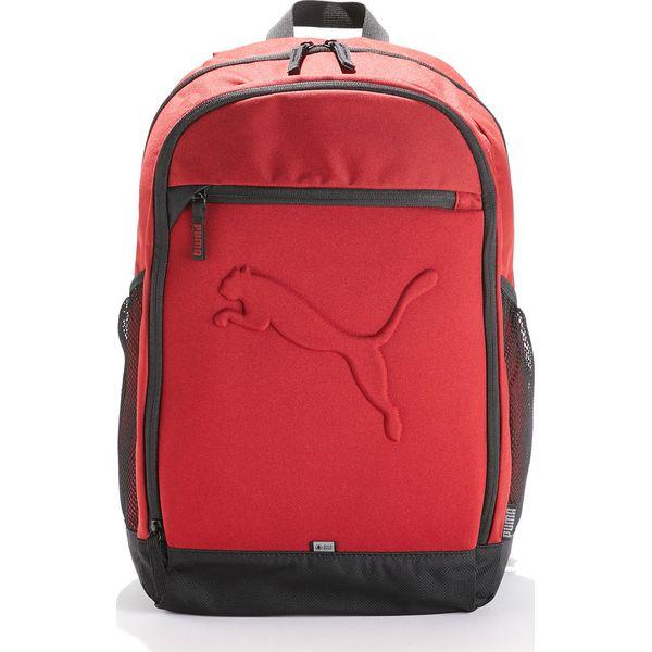 21c94a769b69c Plecak Buzz Backpack - Czerwone plecaki damskie Puma, z poliesteru ...