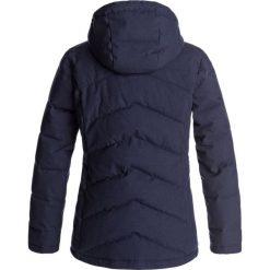 Roxy NANCY  Kurtka zimowa peacoat. Niebieskie kurtki damskie zimowe marki Roxy, s, z materiału. W wyprzedaży za 629,25 zł.