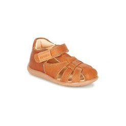 Sandały Dziecko  Kavat  RULLSAND. Brązowe sandały chłopięce Kavat. Za 247,20 zł.