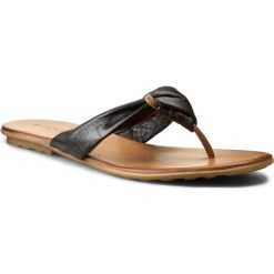 Chodaki damskie: Japonki INUOVO - Sandy 5283  Black Leather