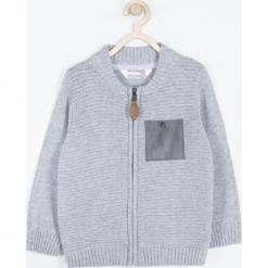 Sweter. Szare swetry chłopięce WRAY, z bawełny. Za 89,90 zł.