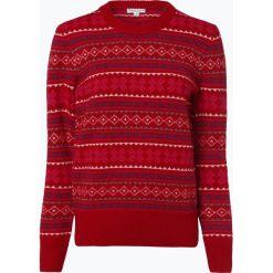 Marie Lund - Sweter damski, czerwony. Czerwone swetry klasyczne damskie Marie Lund, l, z dzianiny. Za 249,95 zł.